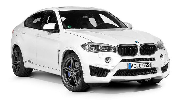 AC Schnitzer BMW X6M 0