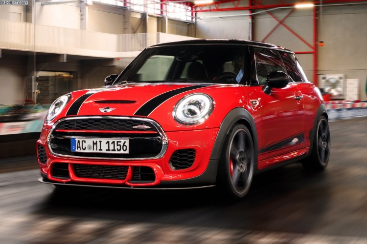 Ac Schnitzer Mini John Cooper Works F56 With 265 Hp Heads To Essen