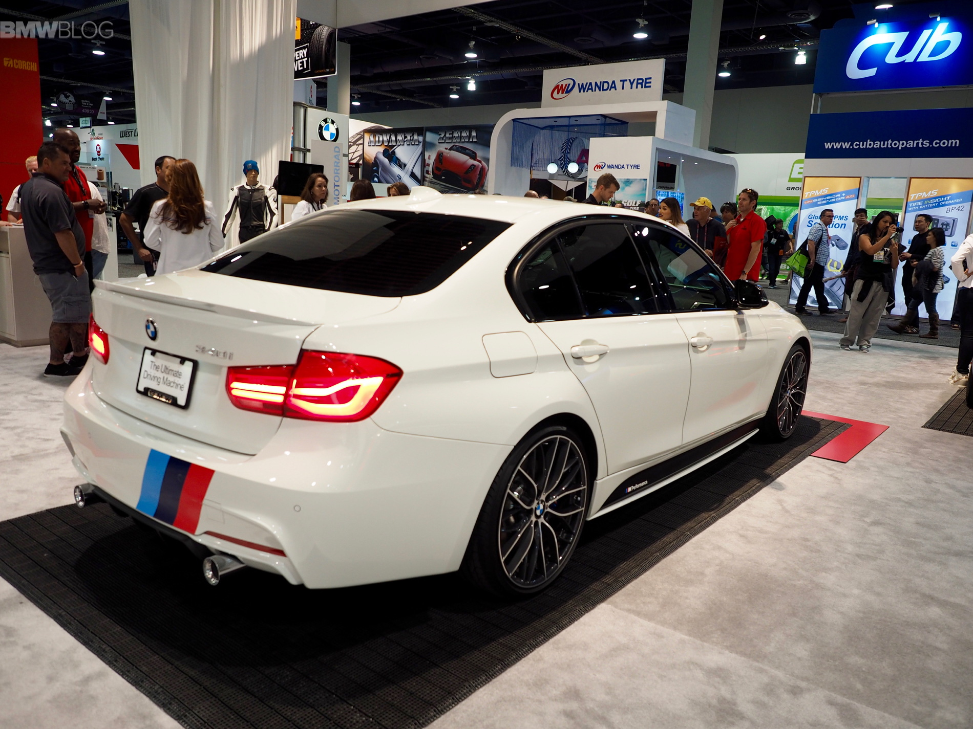 bmw 340i to get m performance power kit lsd and sports exhaust system. Black Bedroom Furniture Sets. Home Design Ideas