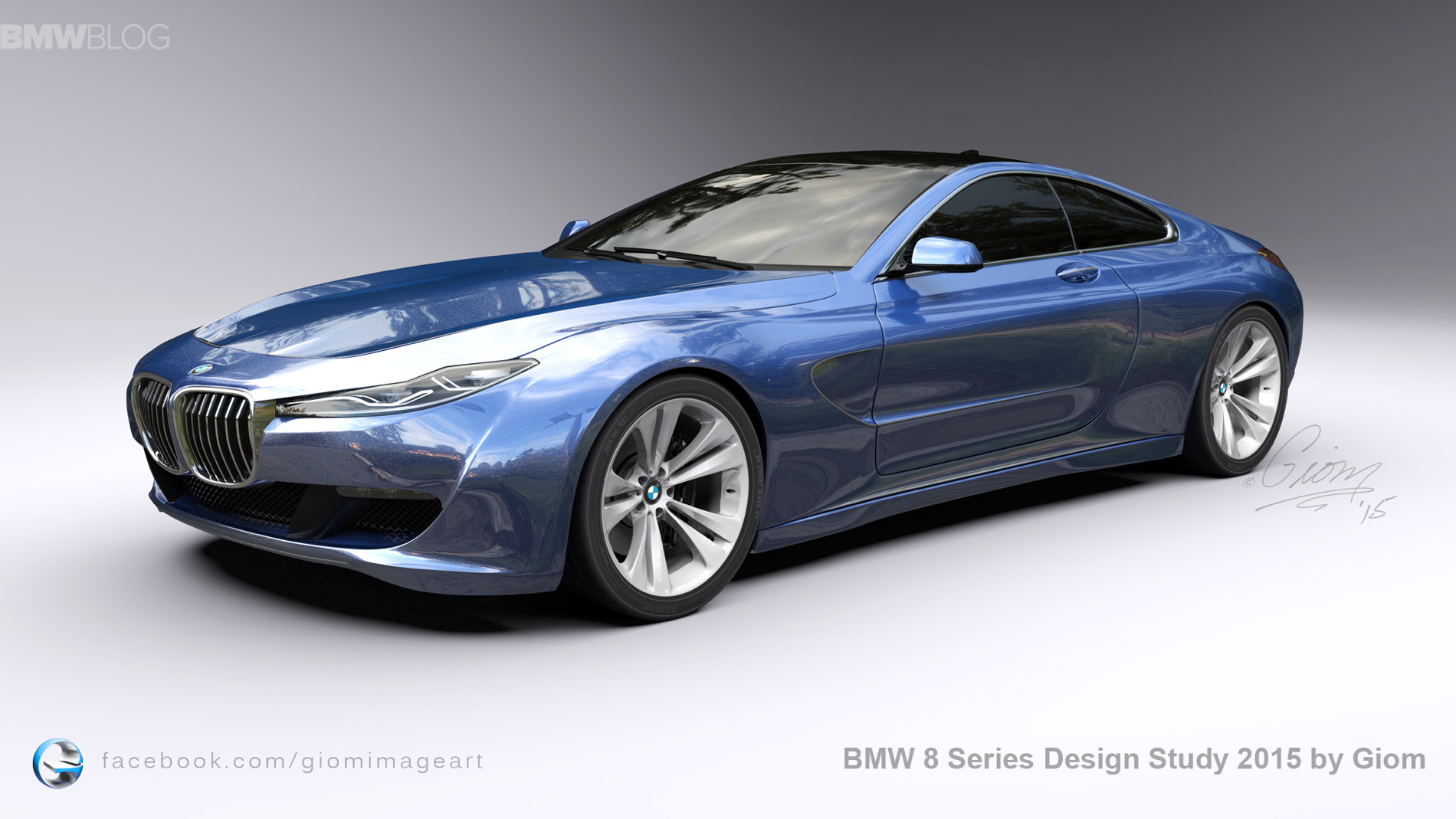 2015 Bmw X1 >> BMW 8 Series to make a comeback in 2020