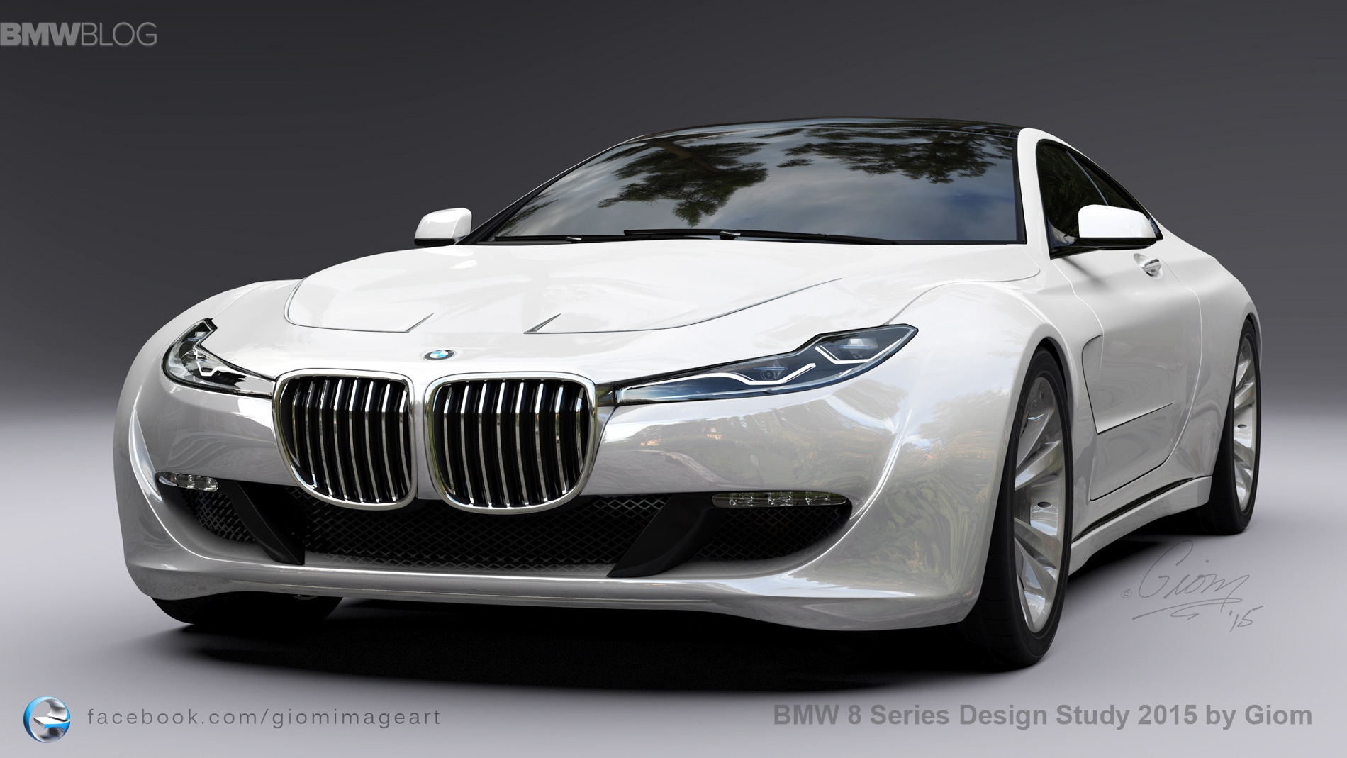BMW 8 Series Design Study images 7