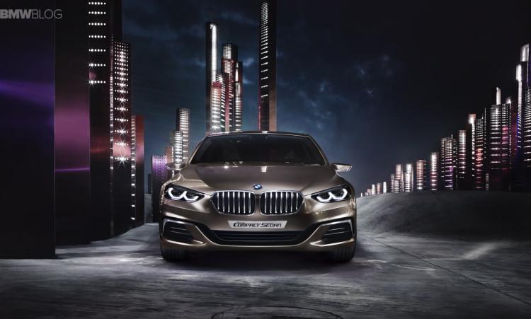 BMW Concept Compact Sedan images 10 750x451