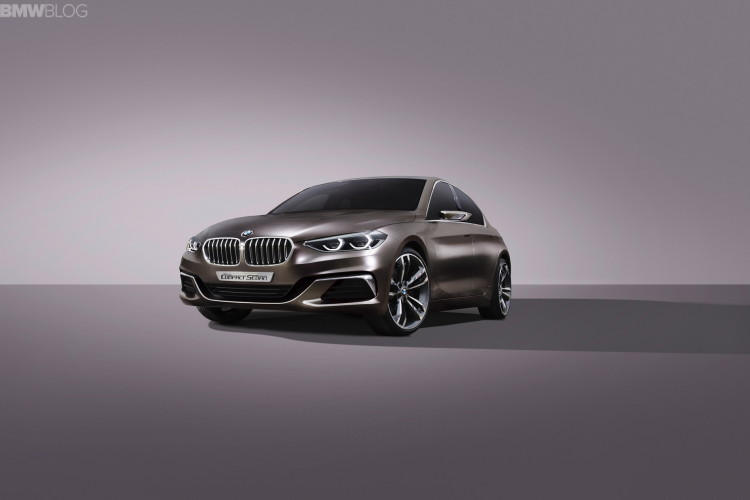 BMW Concept Compact Sedan images 2 750x500