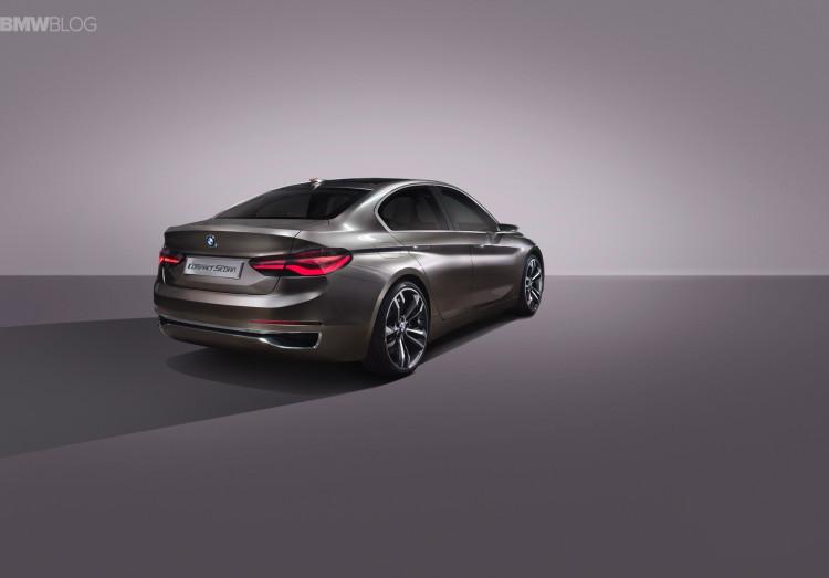BMW Concept Compact Sedan images 4 750x523