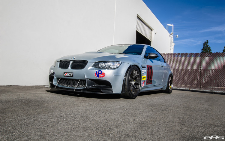 BMW E92 M3 Prepared For The Race Track 1 750x469