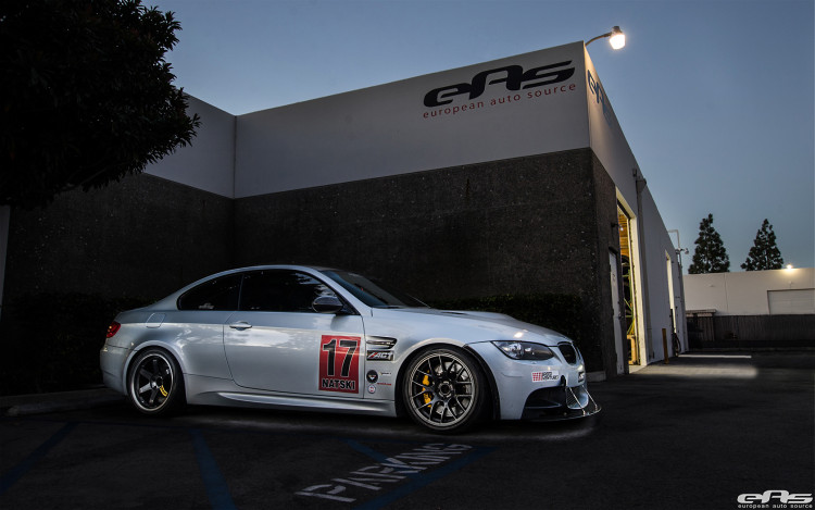 BMW E92 M3 Prepared For The Race Track 2 750x469
