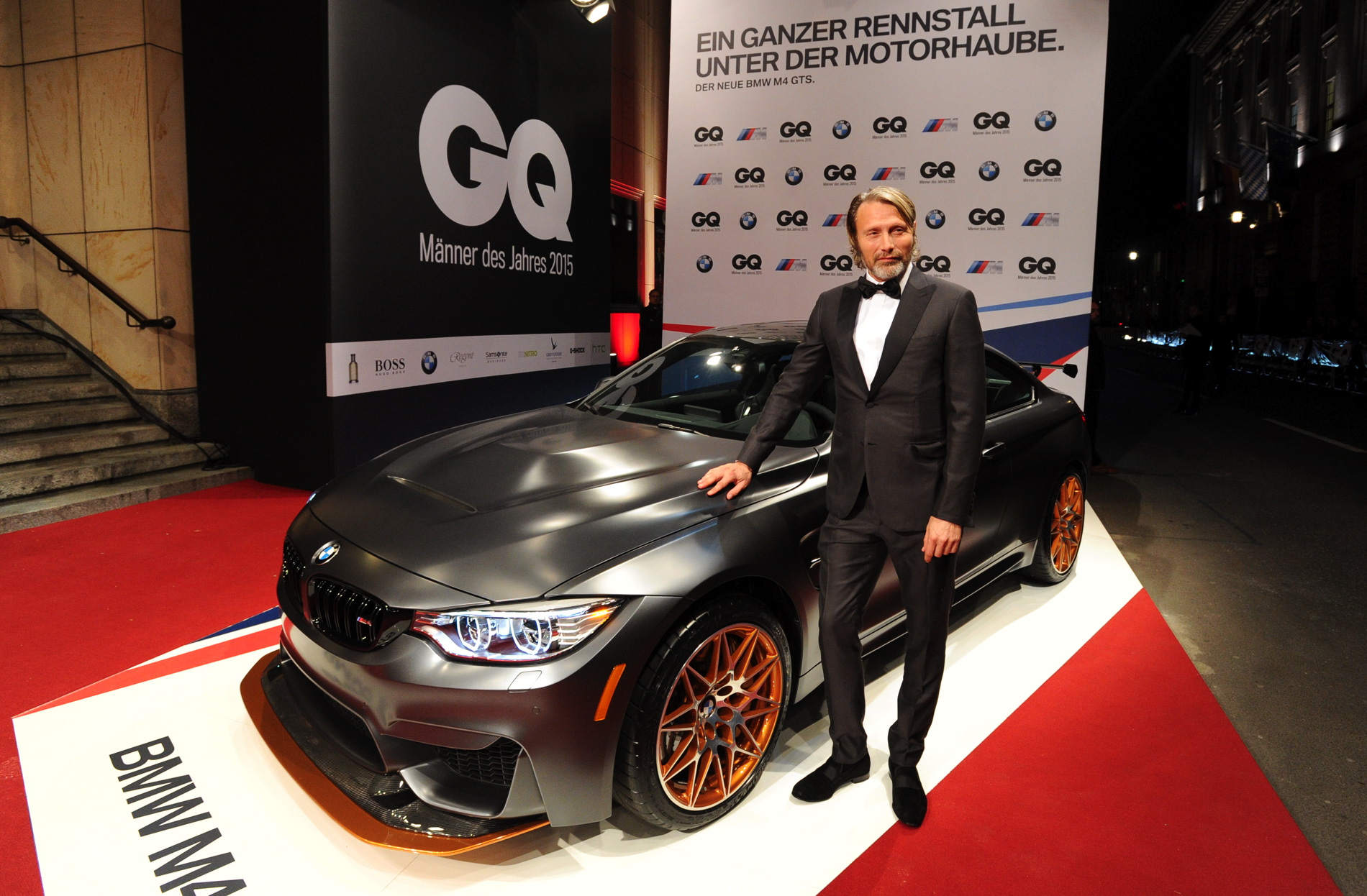 BMW GQ Man of the year 10