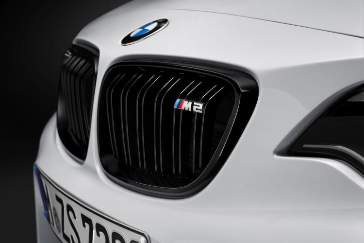 BMW M2 M Performance Parts SEMA 2015 2 750x500