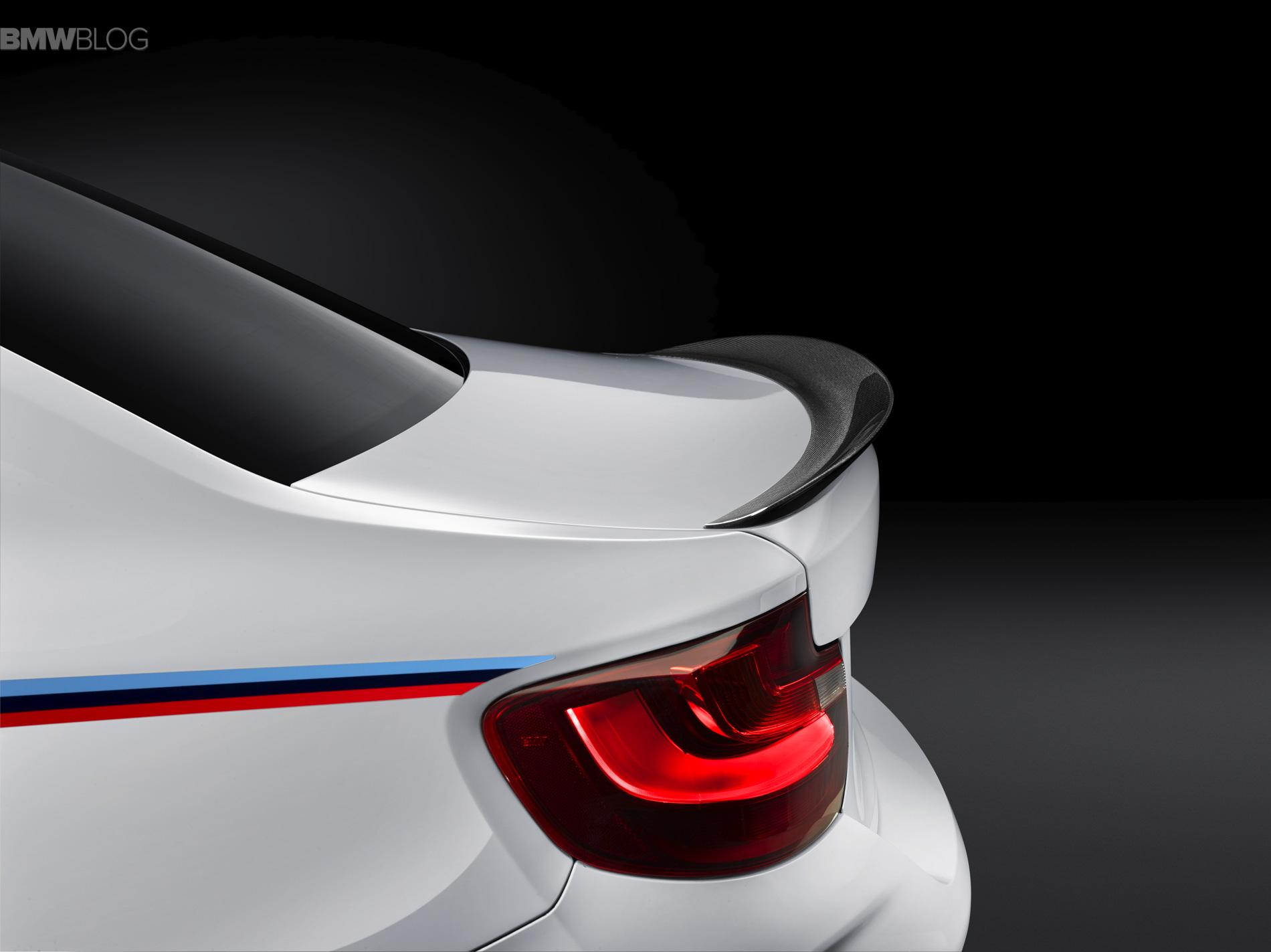 BMW M2 M Performance Parts SEMA 2015 6