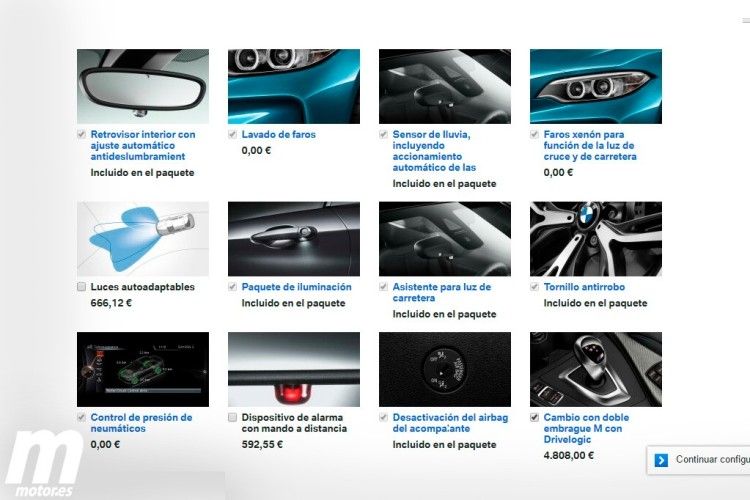 BMW-M2-equipment