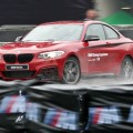 BMW M235i M Performance Drift Action EICMA 2015 02 120x120