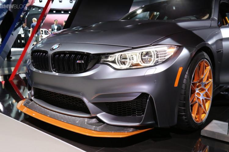 BMW M4 GTS LA Auto Show 2015 2 750x500