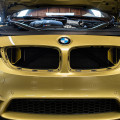 Austin Yellow BMW F82 M4