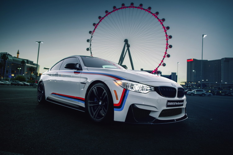 BMW M4 M Performance Parts wallpaper 2 750x500