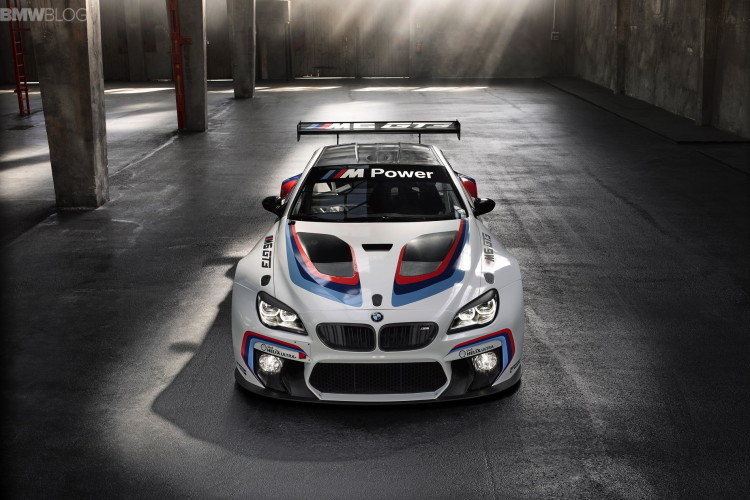 BMW M6 GT3 Art Car images 1 750x500