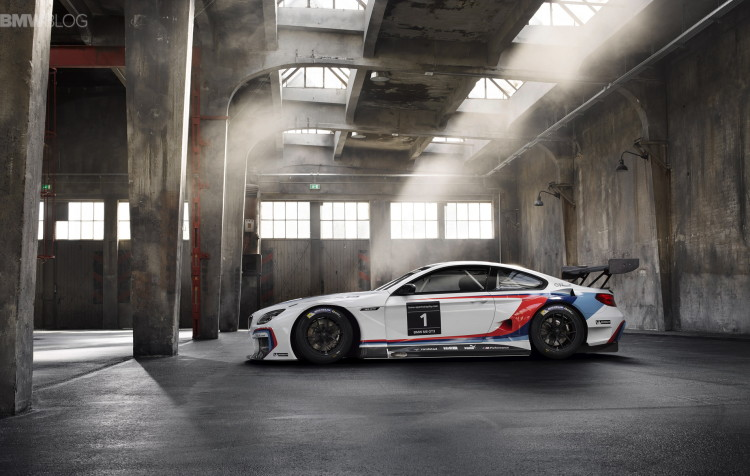 BMW M6 GT3 Art Car images 4 750x476
