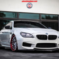 BMW M6 Gran Coupe on HRE RS103 Wheels