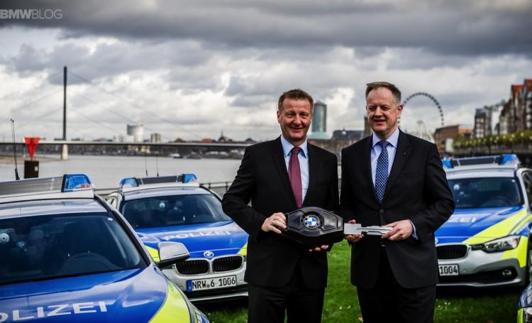 BMW Police cars Dusseldorf 3 750x455