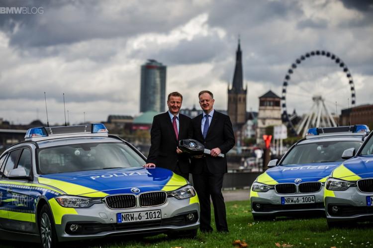 BMW Police cars Dusseldorf 4 750x499