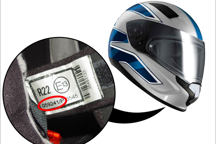 BMW Sport Helmet 750x500