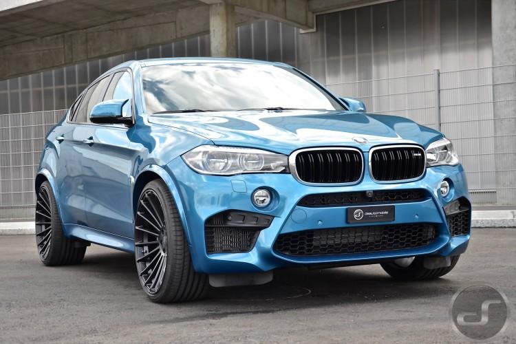 BMW X6 M Tuning F86 Hamann Felgen 06 750x500