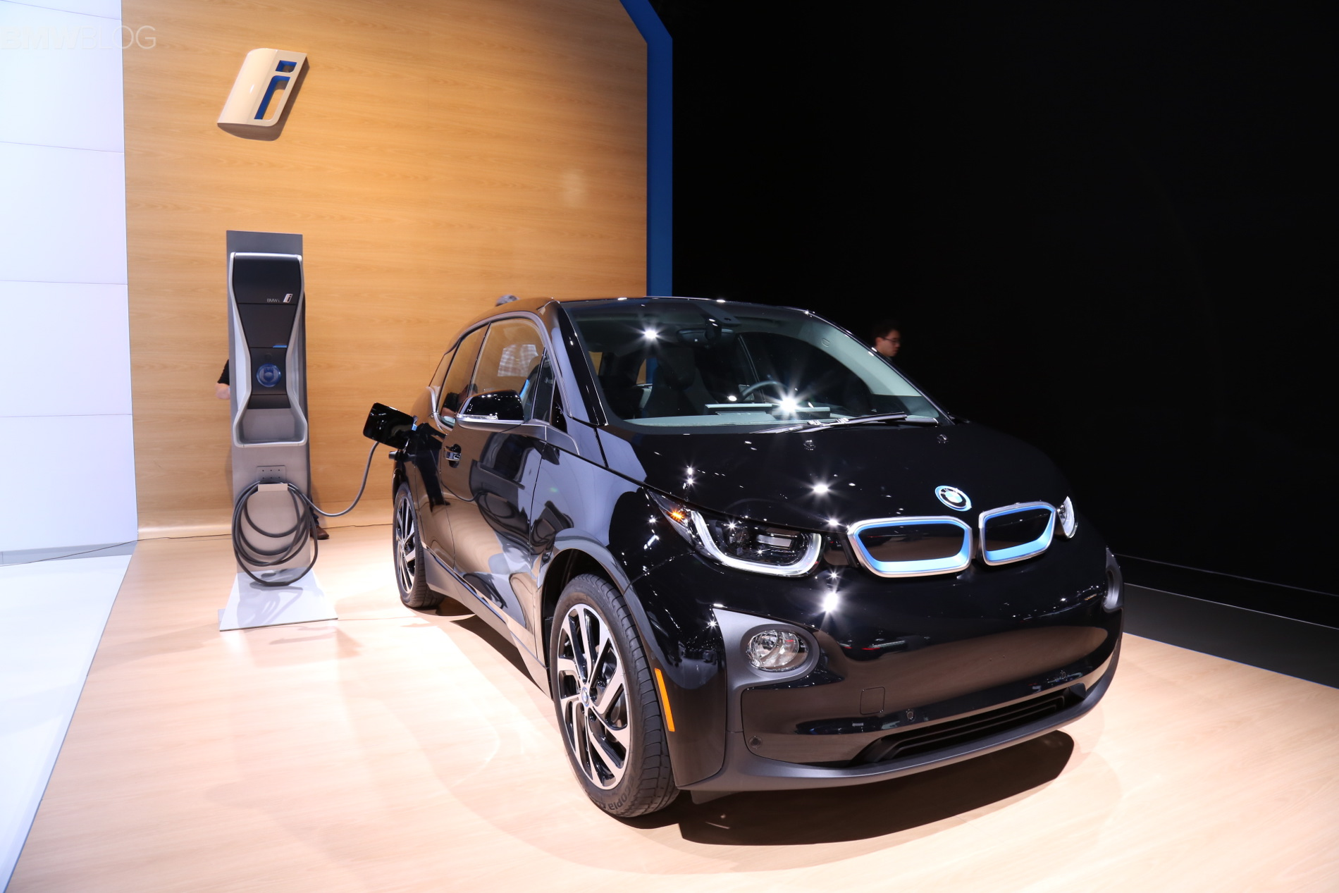 BMW i3 Shadow Sport Edition LA Auto Show 1