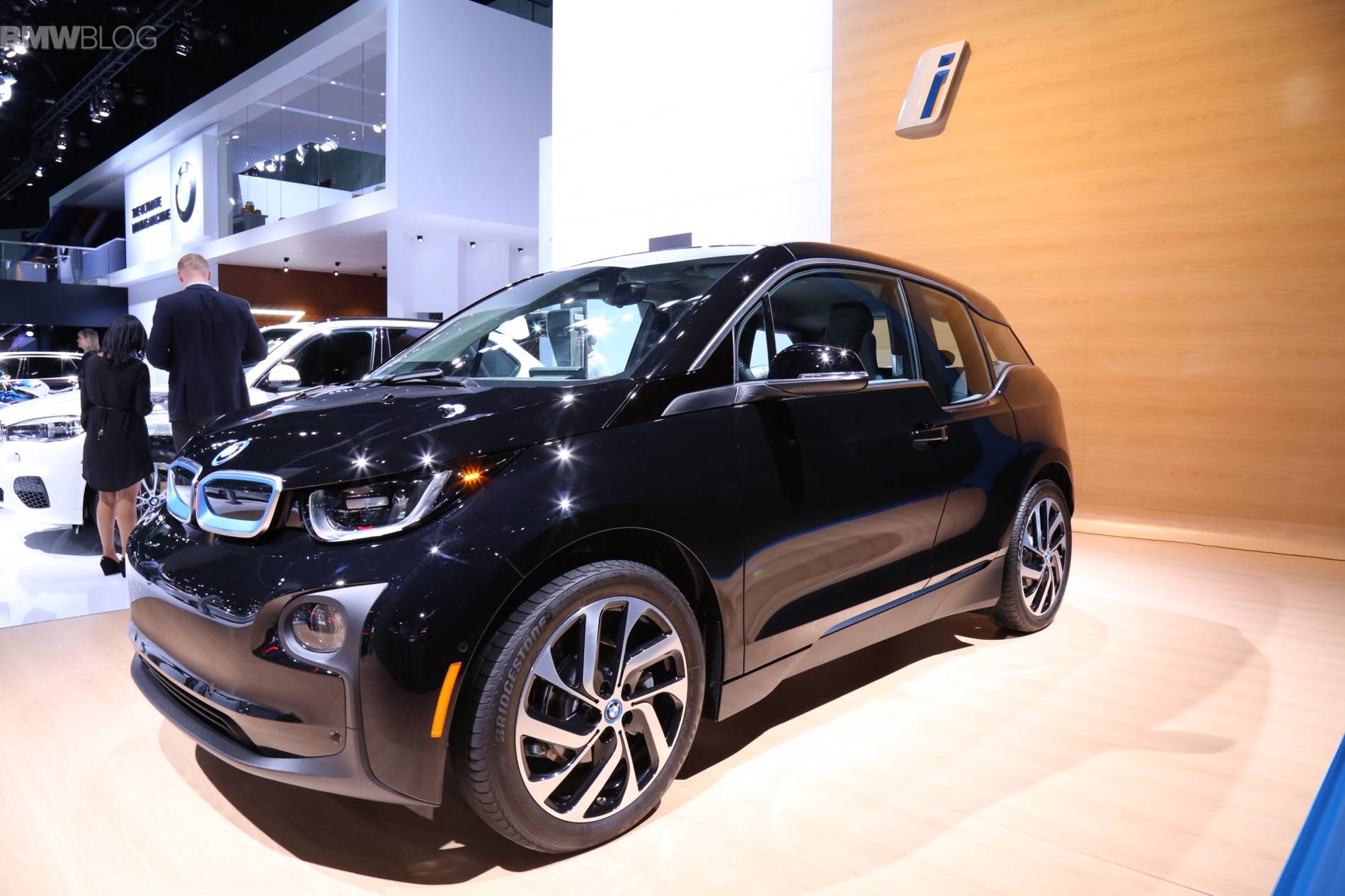 The Most Fuel Efficient Car In The United States Is The 2016 Bmw I3 Bev