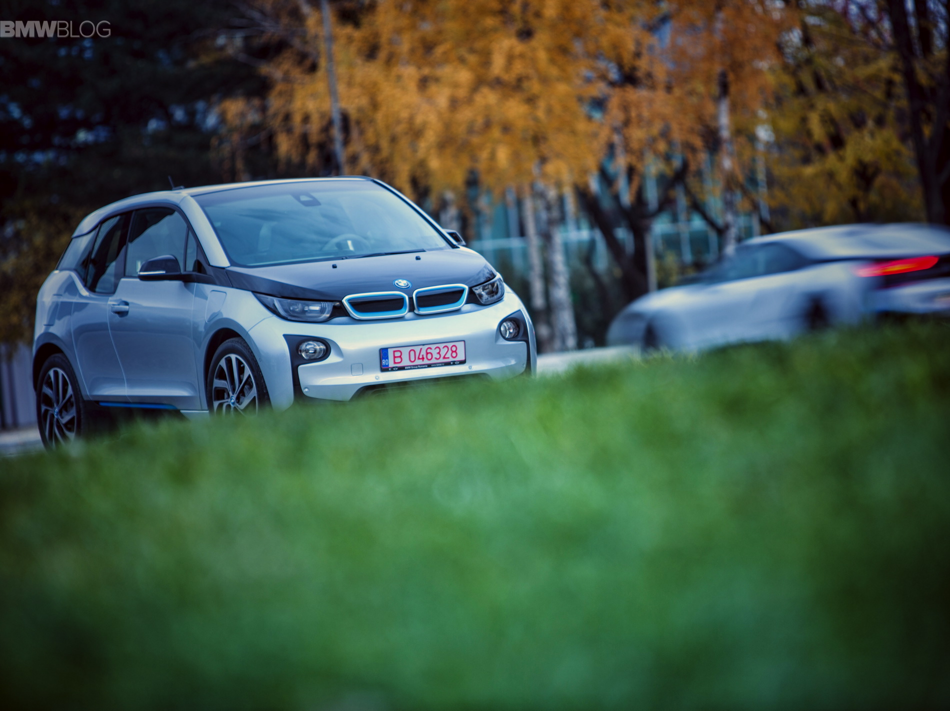 BMW i3 i8 photoshoot bucharest images 10