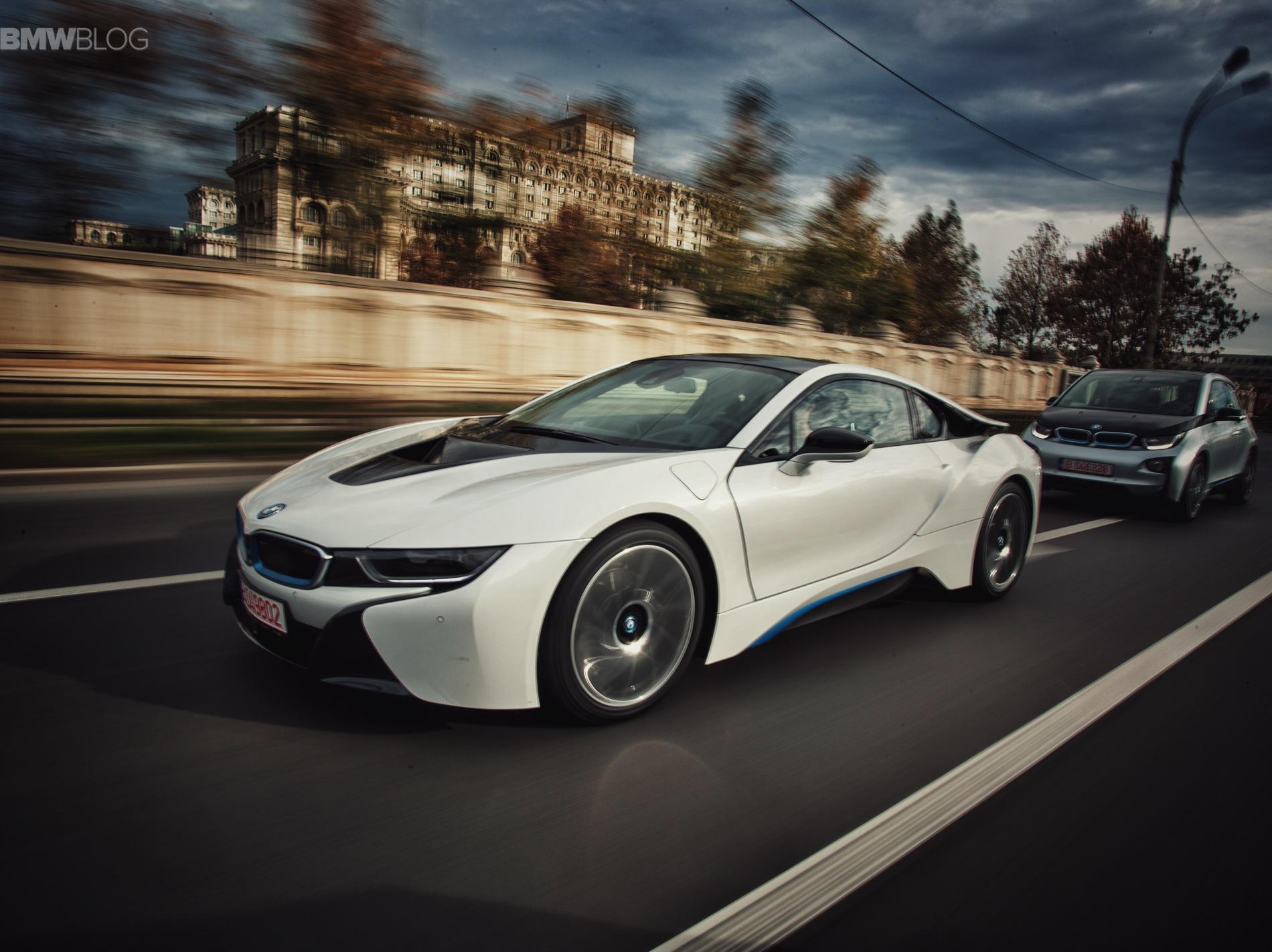 BMW i3 i8 photoshoot bucharest images 14