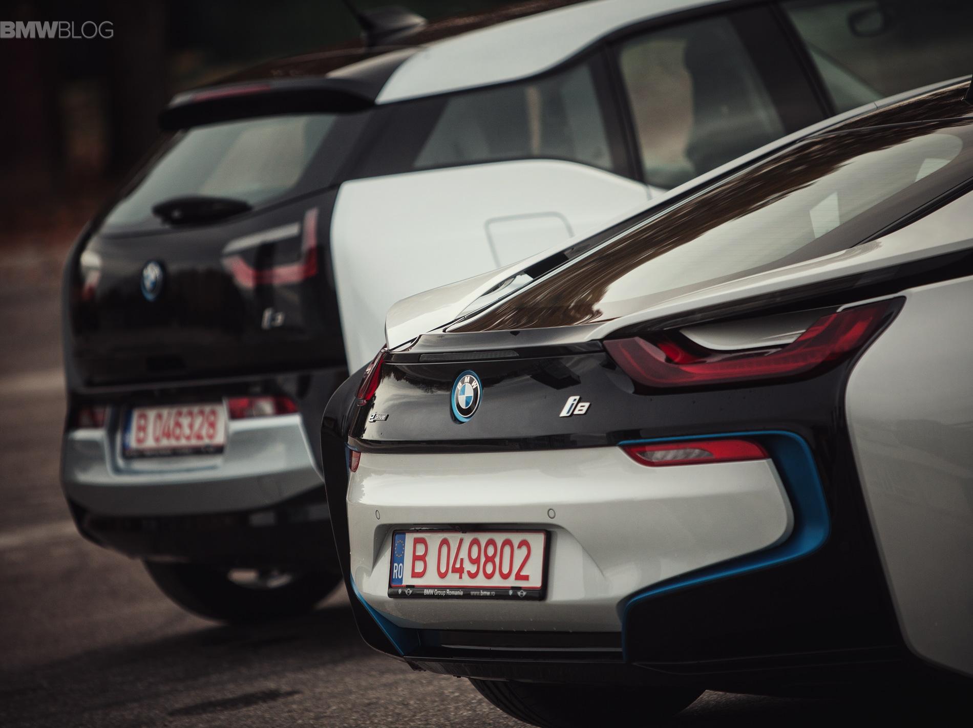 BMW i3 i8 photoshoot bucharest images 20