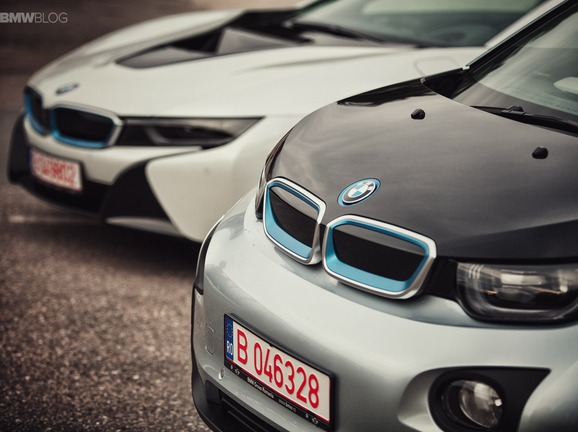 BMW i3 i8 photoshoot bucharest images 21
