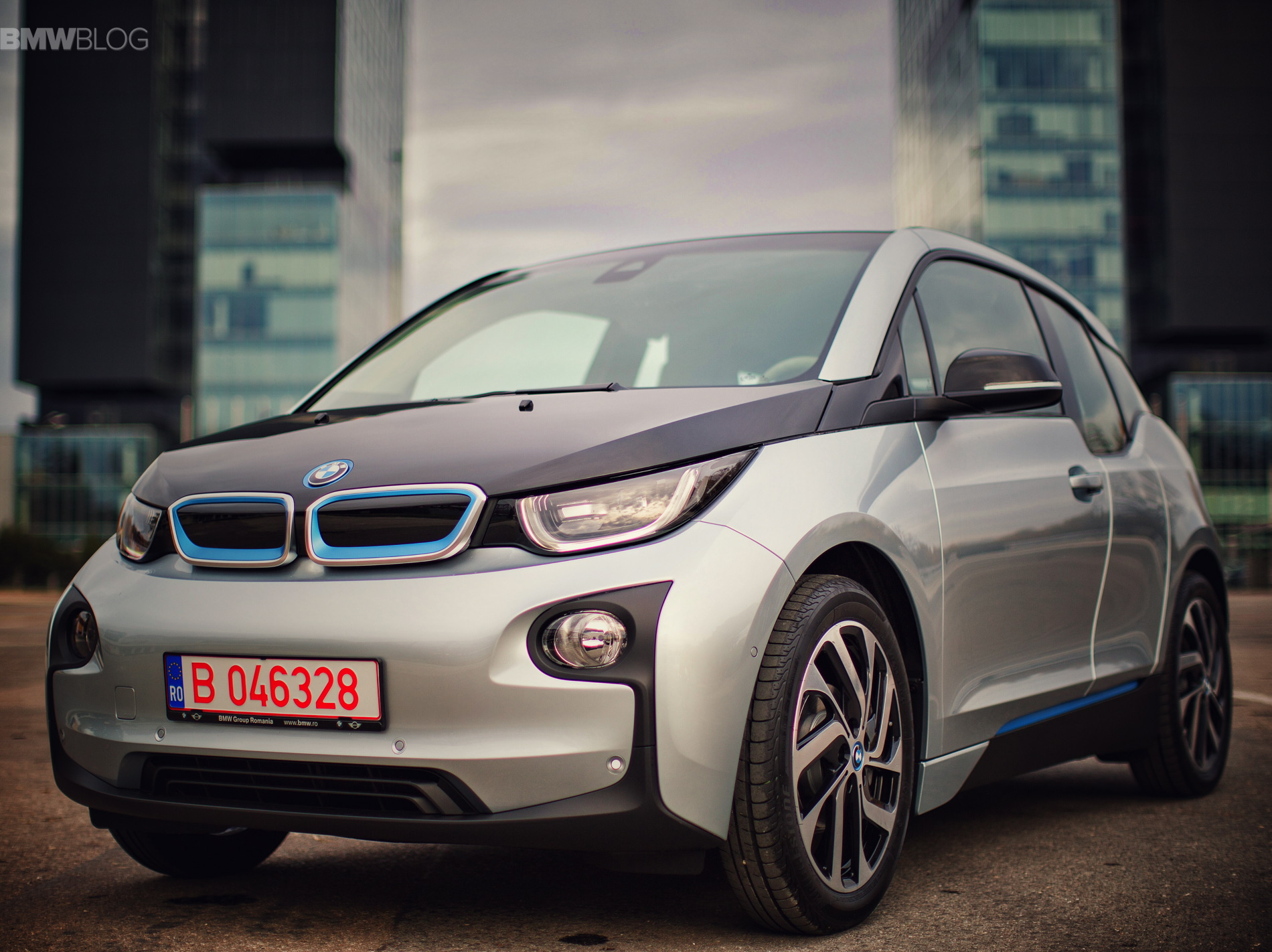 BMW i3 i8 photoshoot bucharest images 5