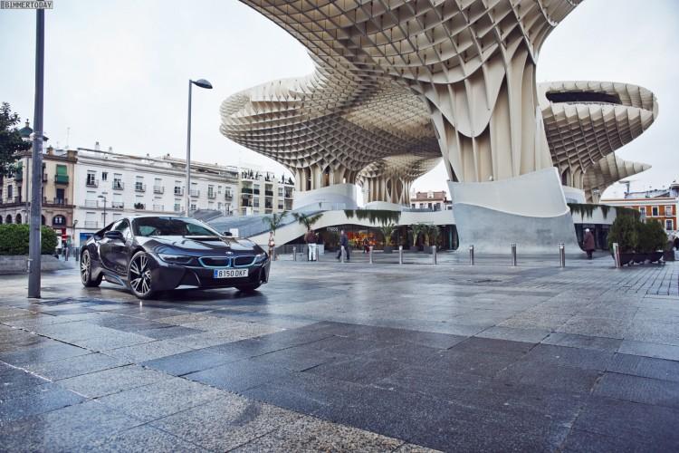 BMW i8 Sophistograu 2014 Hybrid Sportwagen 14 750x500