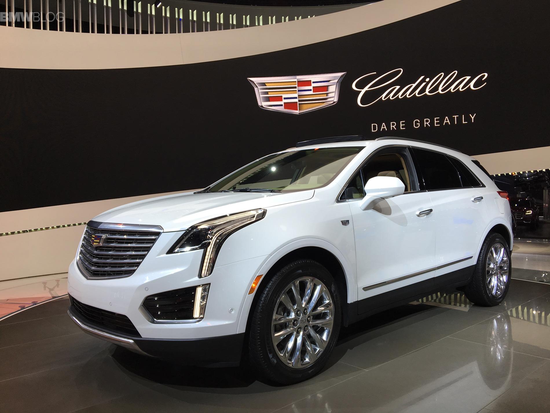 Cadillac XT5 LA Auto Show 1