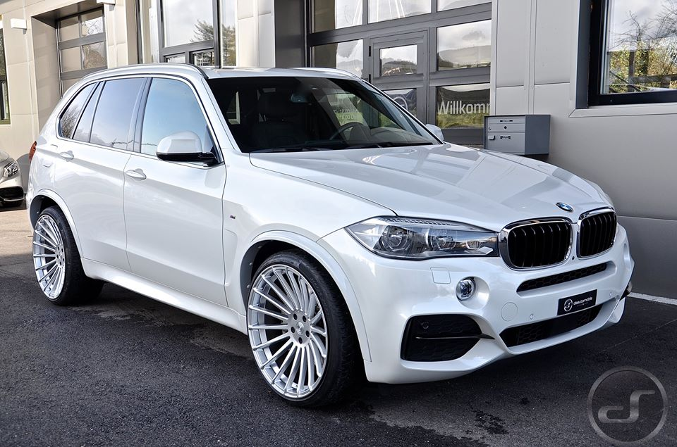 Hamann Tuned Bmw X5 M50d By Ds Automobile And Autowerke