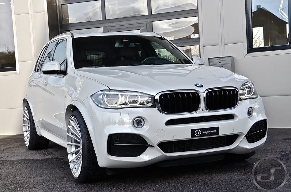 DS Hamann BMW X5 M50d image3