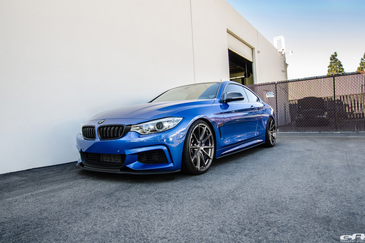 Estoril Blue BMW 435i Build 1 750x500