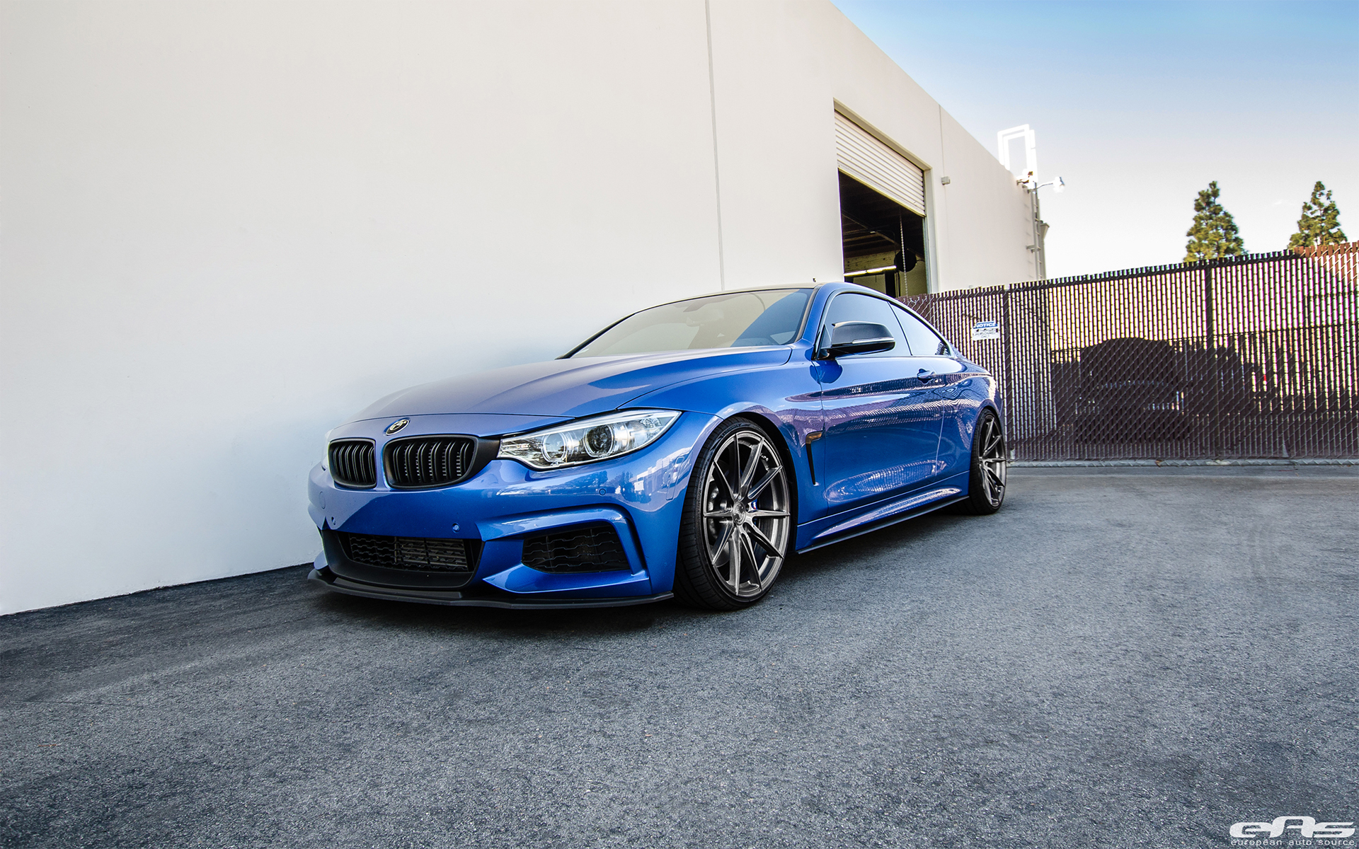 Estoril Blue BMW 435i Build 1