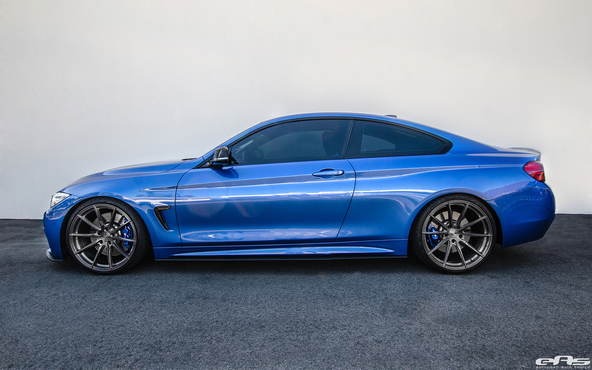 The Ultimate Build Estoril Blue Bmw 435i