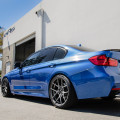 Estoril Blue BMW F30 328i