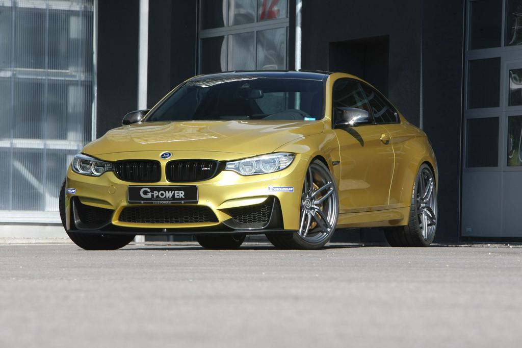 G Power BMW M4 560 1