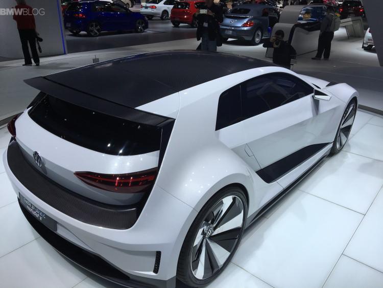 Golf GTE Sport Concept LA Auto Show 6 750x563