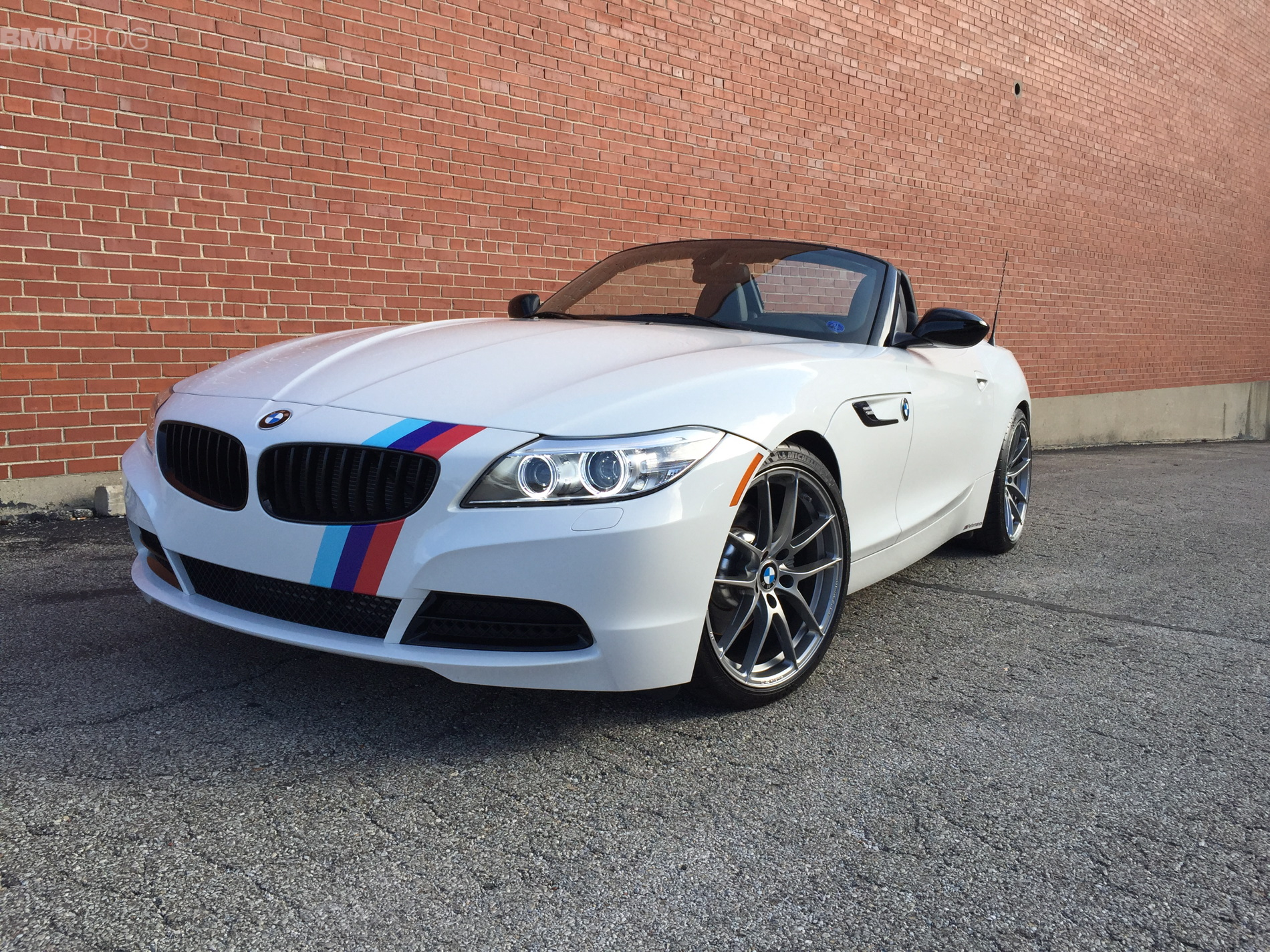 Isringhausen Bmw And Dinan Give This 2015 Bmw Z4 Over 400 Horsepower