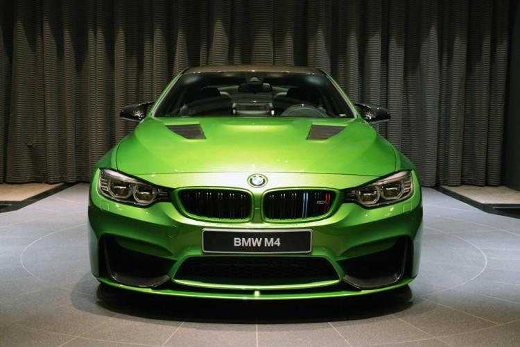 Java-Green-BMW-M4-4