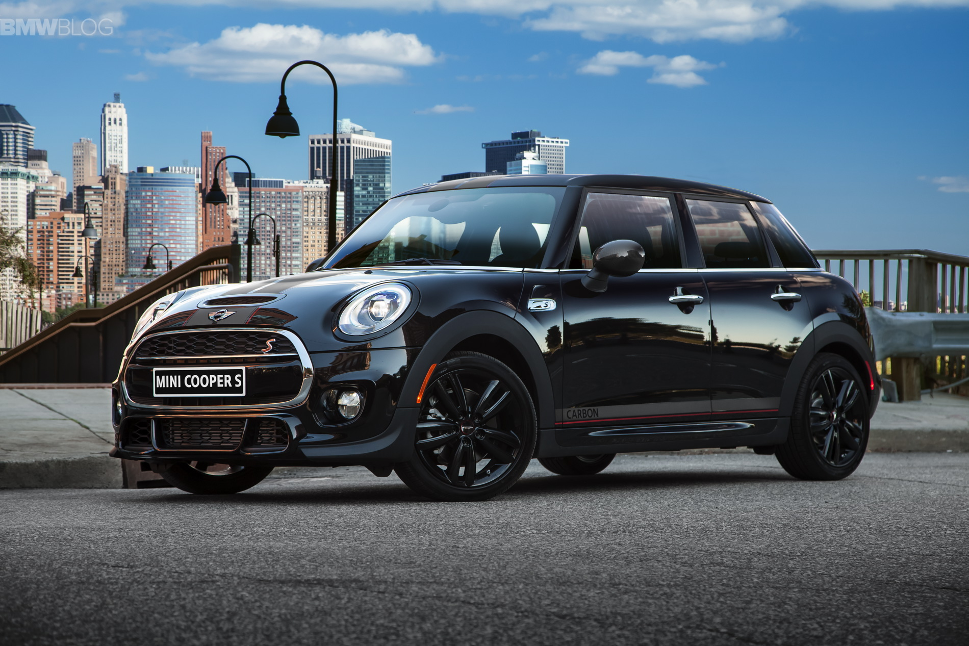 Mini Cooper Usa >> MINI launches the Cooper S Carbon Edition