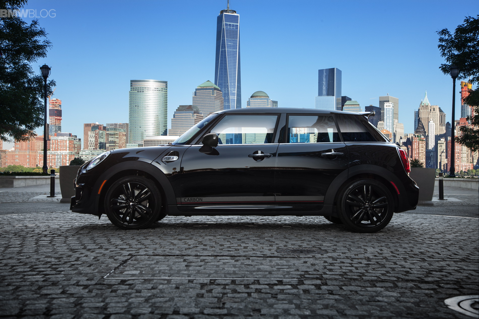 Mini Launches The Cooper S Carbon Edition