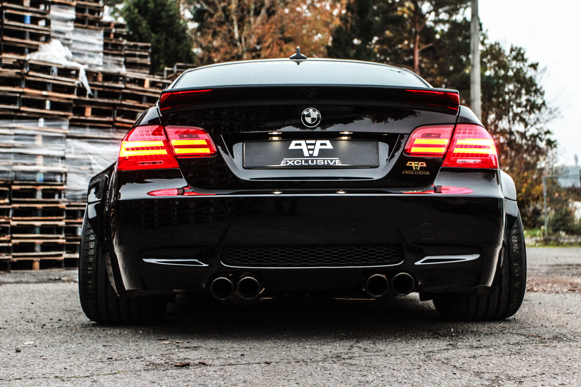 Pp Exclusive Bmw M3 E92 Quot Liberty Walk Quot A Widebody Monster