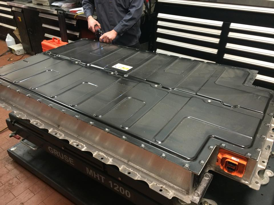 Bmw I3 Battery Upgrade >> The 2017 BMW i3: 94 Ah Cells and a 125 Mile EPA Range Rating?