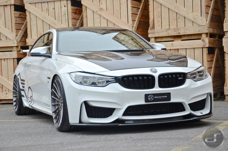 swiss tuner ds automobile introduces a 530 ps bmw m4 photo gallery 9 750x497