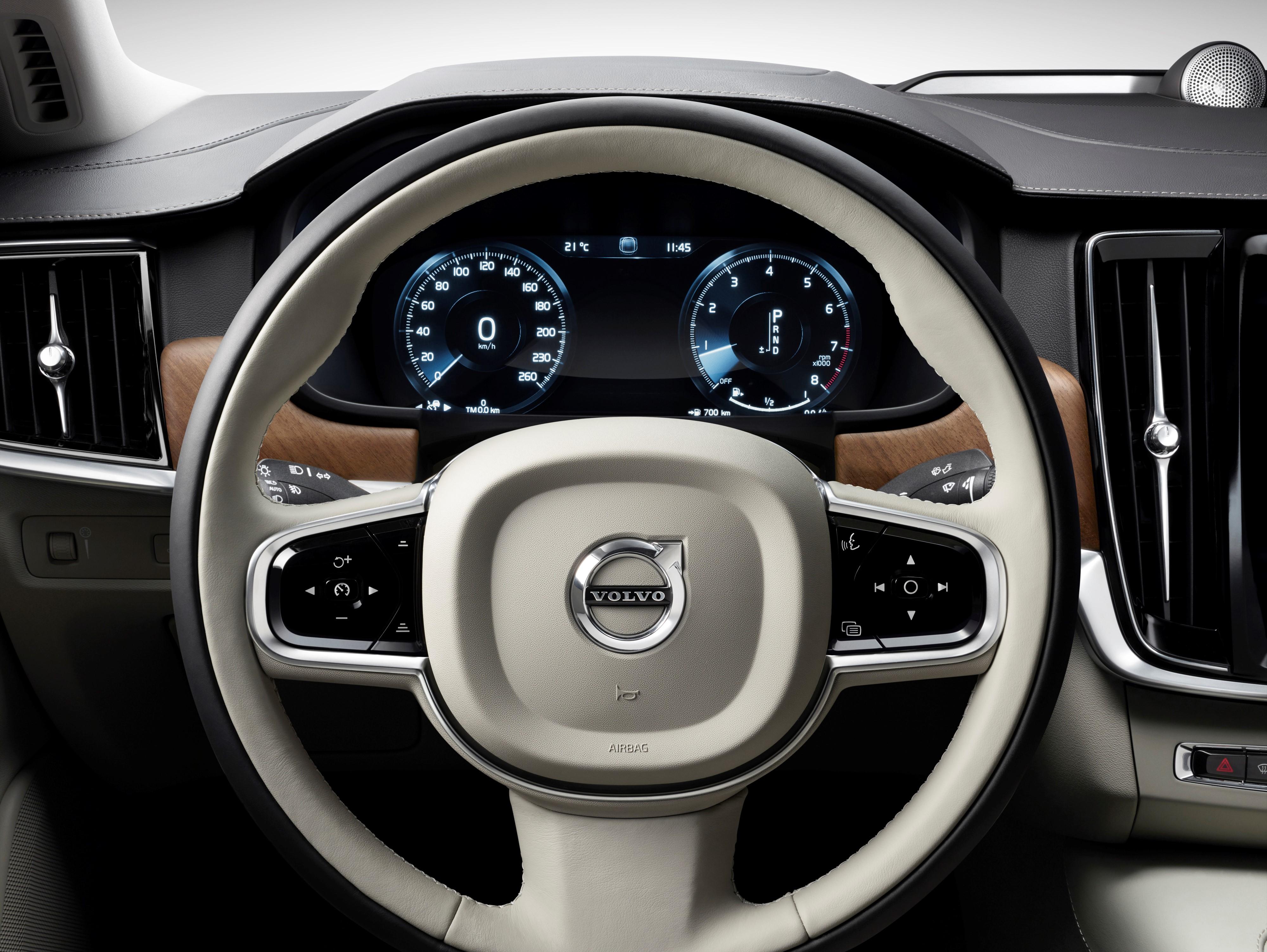 Volvo S80 2017 >> 2017 Volvo S90: Typically Volvo